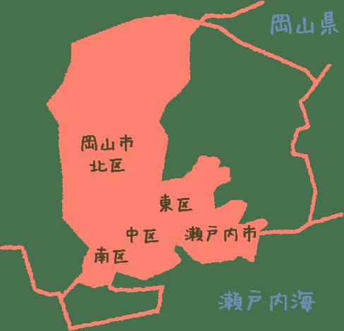 岡山県瀬戸内海